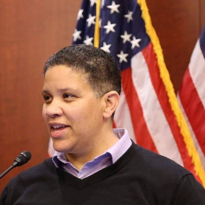 Kerri Evelyn Harris is a Democratic candidate for U.S. Senate.