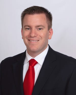 Justin Cruice is a Republican running for the State House of Representatives, District 26