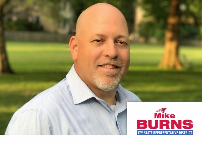 Michael P. Burns is a Democrat running for State Representative in the 17th District.