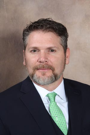 Jason Mollohan is a Republican running for Kent County Sheriff.