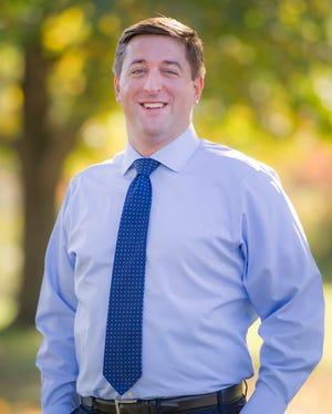 Bryan Townsend is a Democrat running for State Senate, District 11