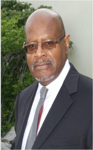 Samuel D. Pratcher, Jr. is a Democrat running for New Castle Count Sheriff