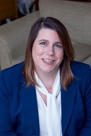 Krista Griffith is a Democrat running for State Representative, District 12