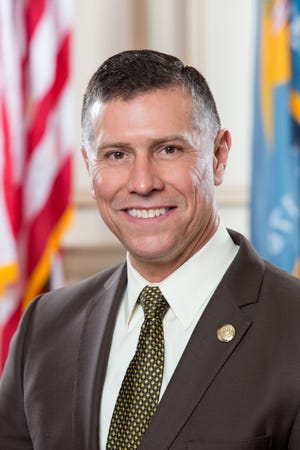 Steven Smyk is a Republican running for the state House of Representatives, 20th District.
