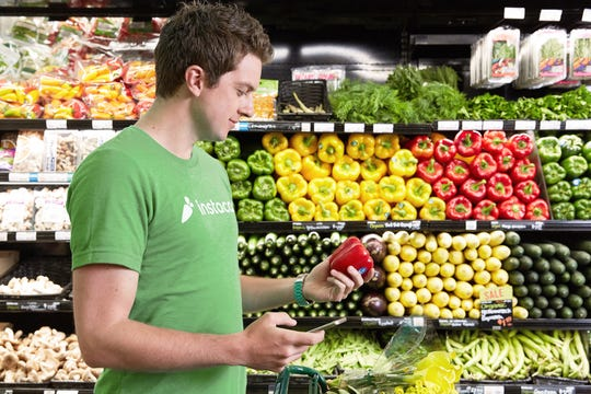 Instacart is bringing income earning opportunities to Central Delaware with plans to hire more than 100 new shoppers. The San Francisco-based grocery shopping service will launch in the Dover-Smyrna-Middletown area on Thursday.