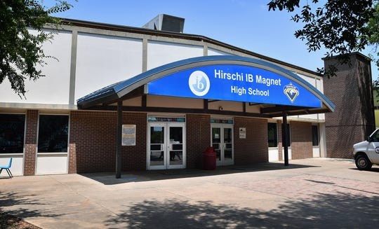 In a plan to renovate WFISD facilities the district could close seven elementary schools and repurpose two high schools. The options include one or two new high schools. For the two high schools option, one school could be located near the present location of Hirschi.