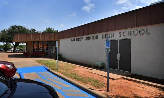 Kirby Middle School.