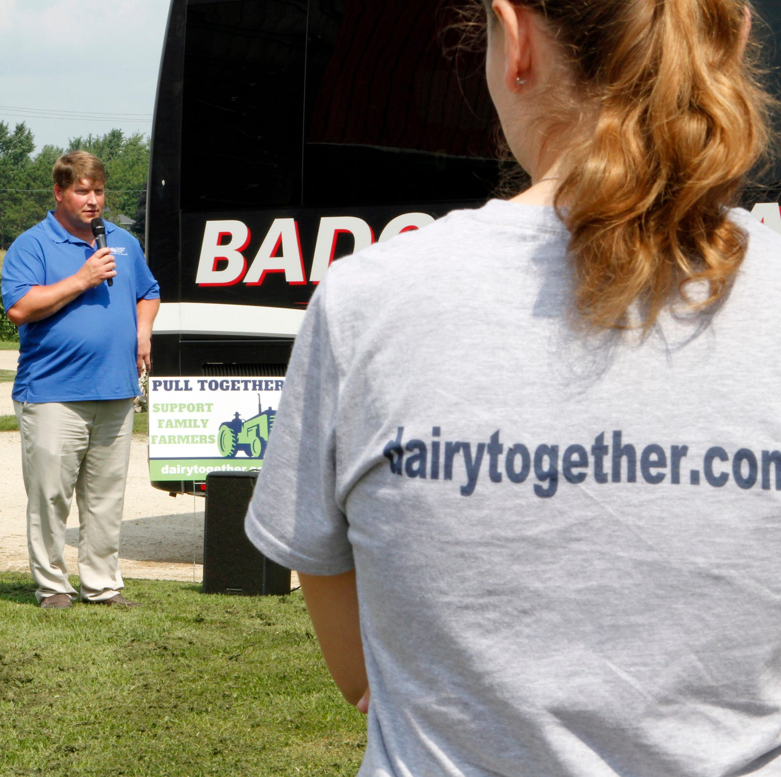 Dairy Together farmers energized, hopeful after New York meeting