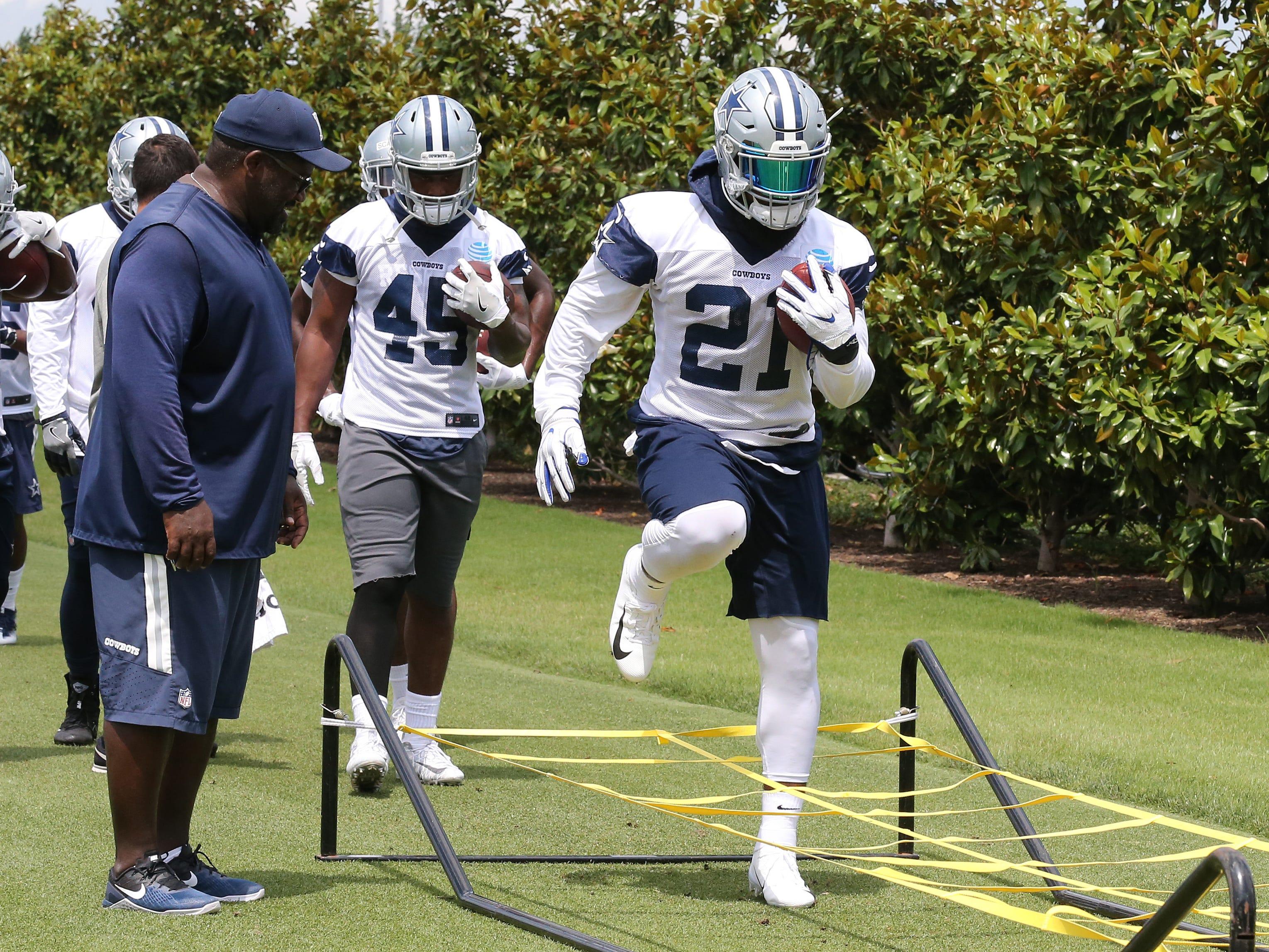 Dallas Cowboys: Ezekiel Elliott