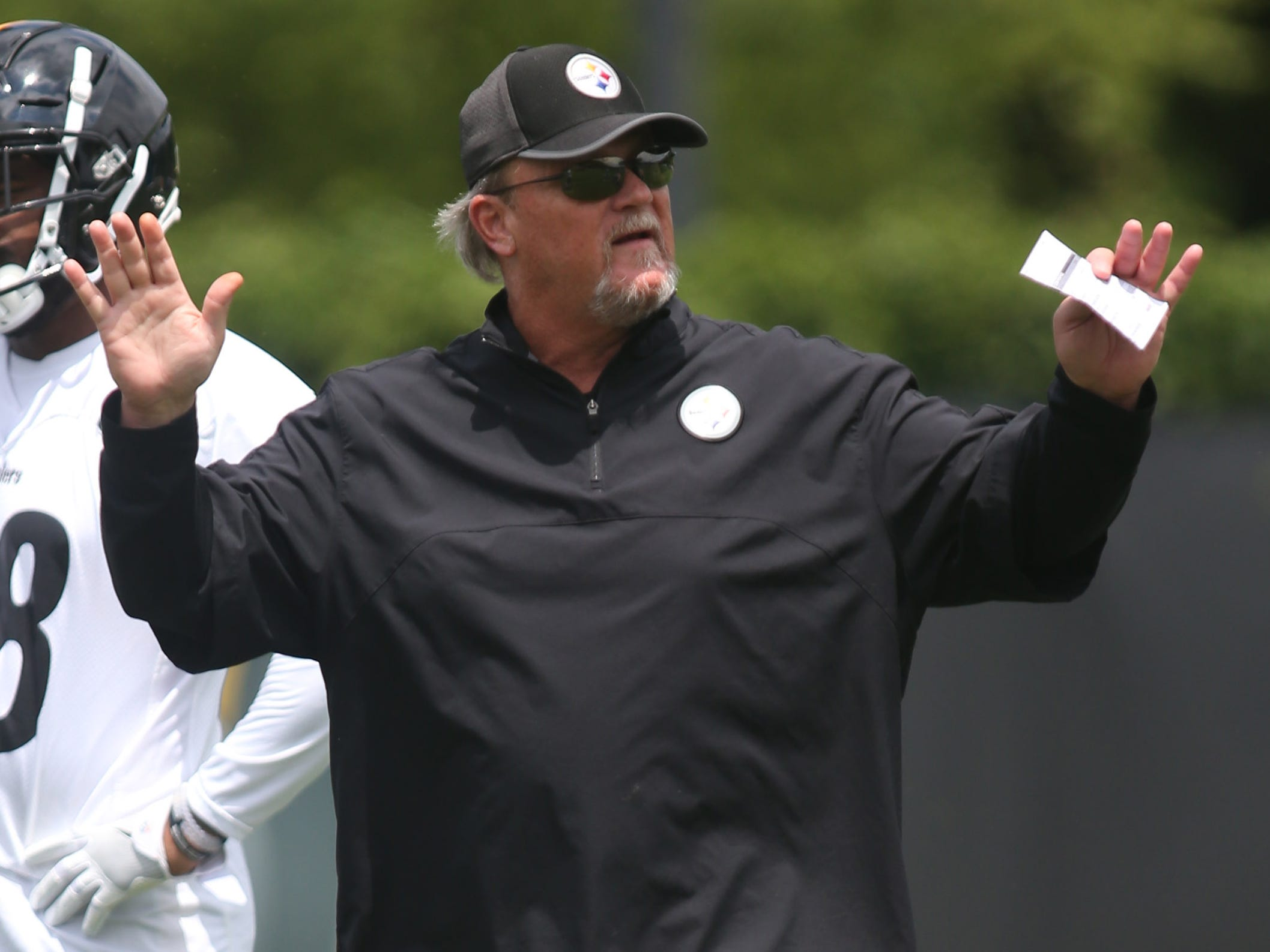 Pittsburgh Steelers: Randy Fichtner