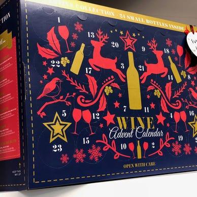 Kroger Hours Christmas Eve 2019.Wine Advent Calendar Aldi Kroger To Offer Spirited Holiday