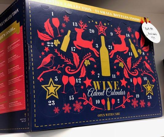 Aldi Wine Advent Calendar