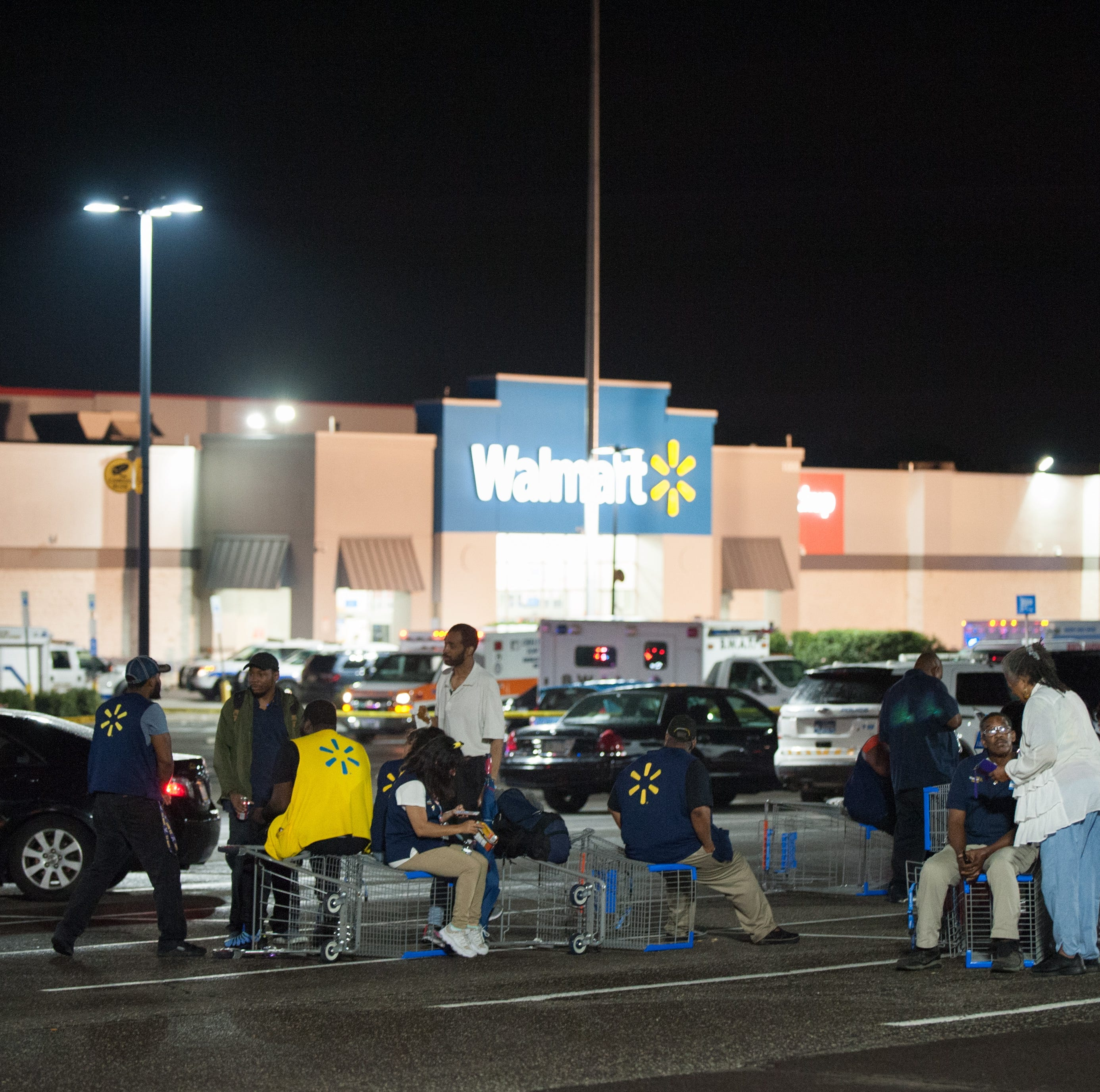 Eight injured at Walmart in Pennsylvania after shooting in checkout lines