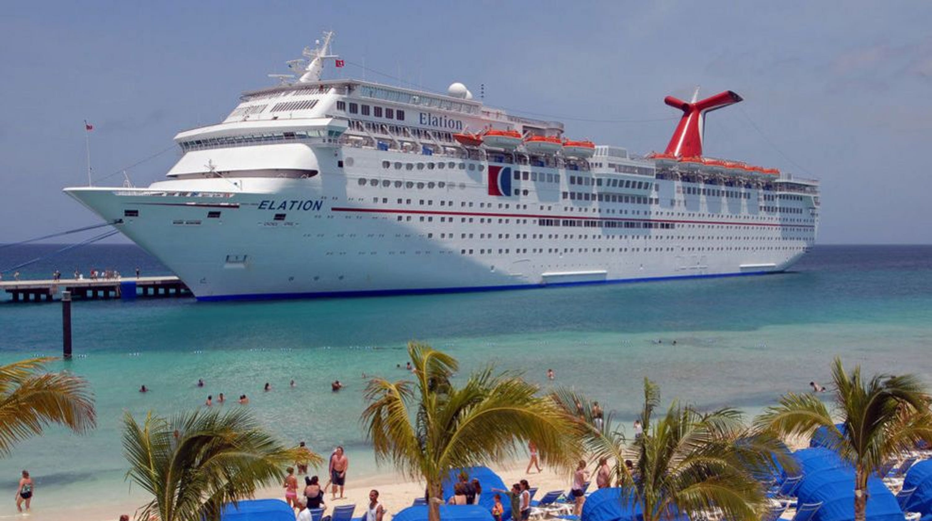 travelers found hidden camera in their carnival cruise bedroom
