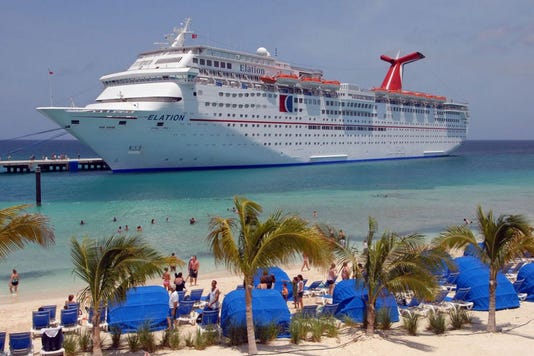 Couple found hidden camera in their Carnival Cruise bedroom: 'Our privacy had been invaded'