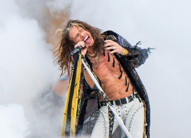 Aerosmith announced Wednesday, Aug. 15,  it would kick off a Las Vegas residency in April 2019.