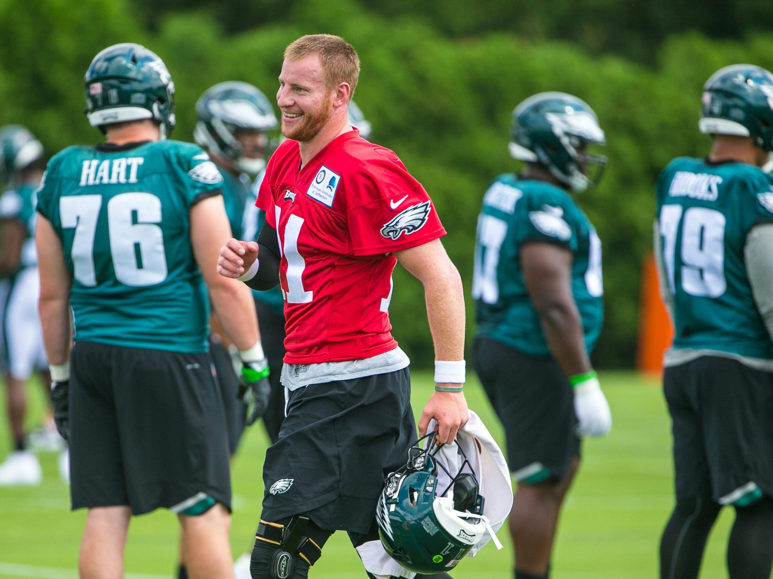 Philadelphia Eagles: Carson Wentz