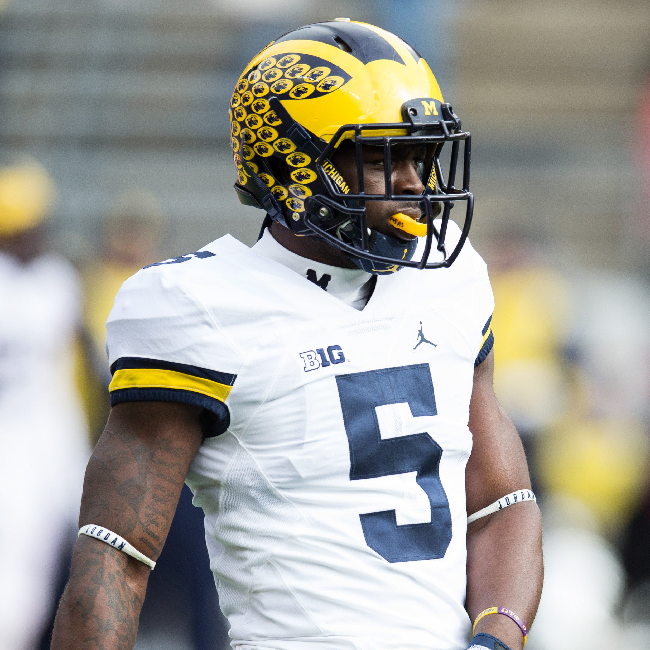 Former Michigan star Jabrill Peppers discussed former coordinator DJ Durkin during an appearance on The Rich Eisen Show.