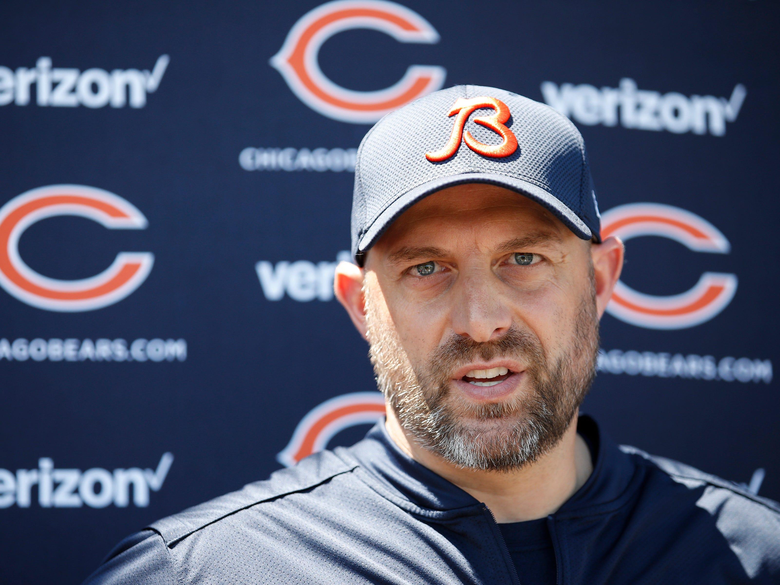 Chicago Bears: Matt Nagy