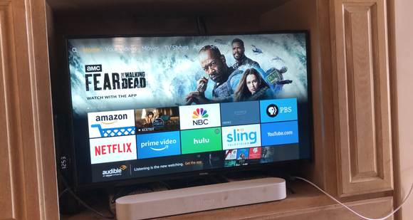 Amazon's Fire TV Edition mixes live TV and apps with Alexa