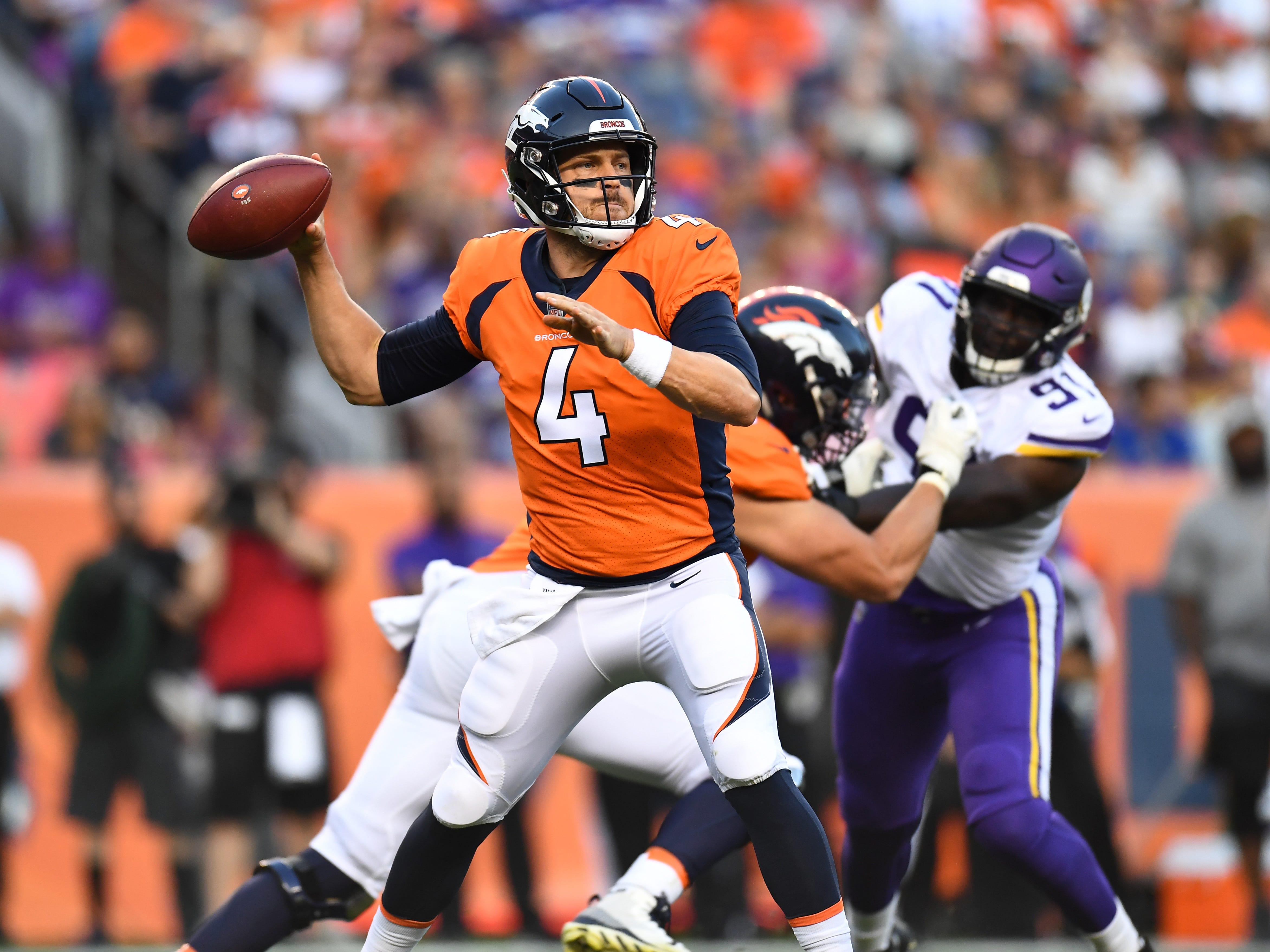 Denver Broncos: Case Keenum