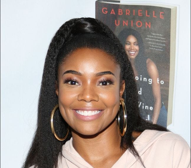 Is a cute Gabrielle Union nude photos 2019