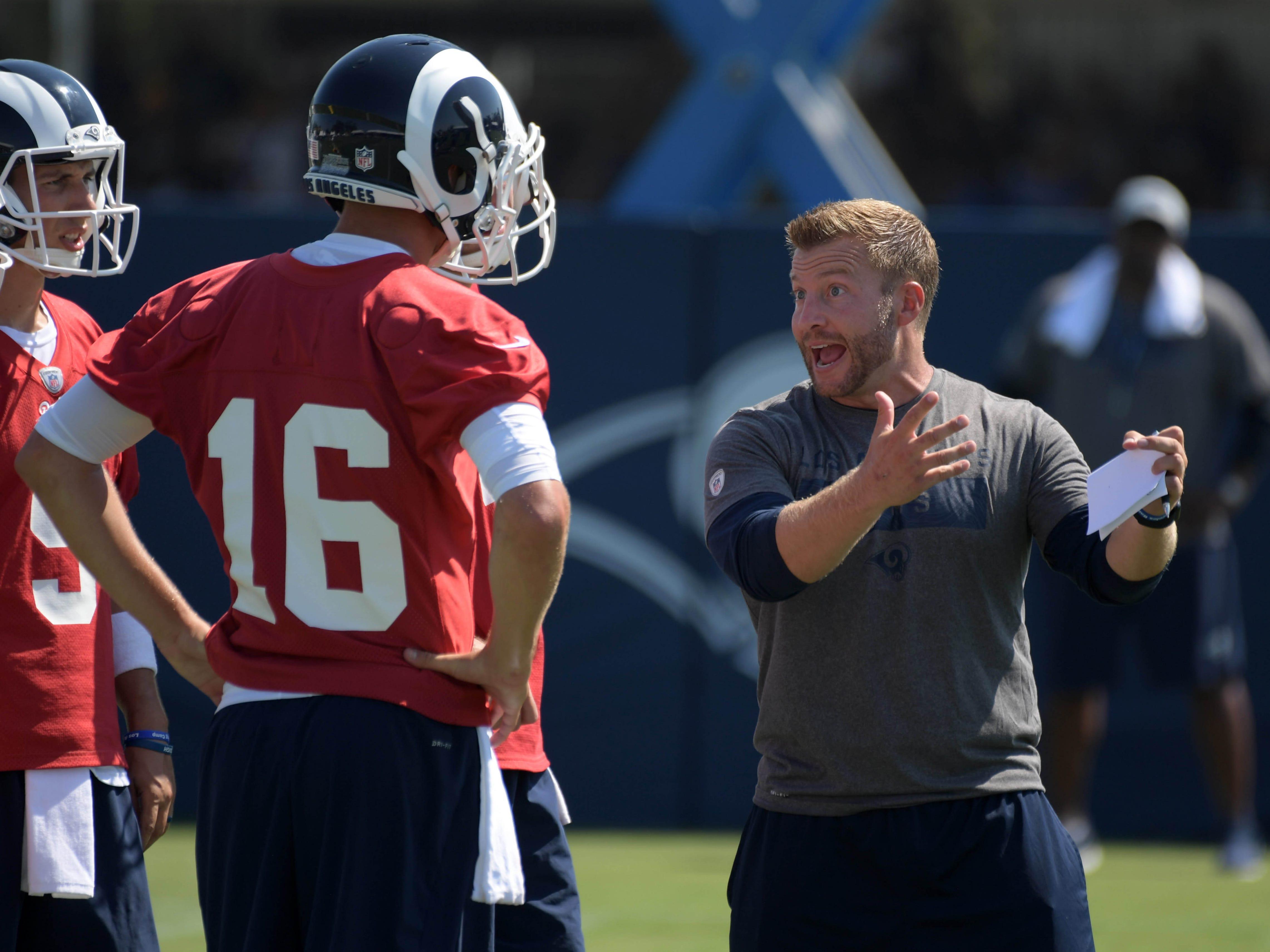 Los Angeles Rams: Sean McVay