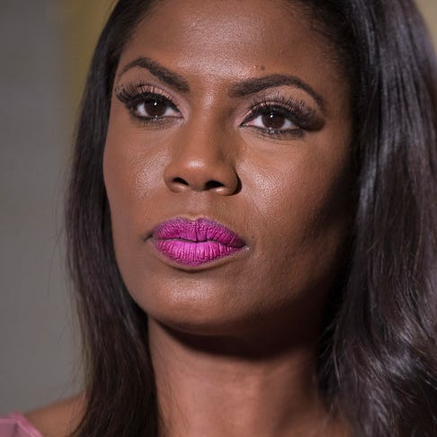 Candidate Trump might have won a lawsuit to silence Omarosa. President Trump, no way.