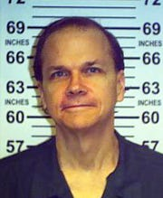 Mark David Chapman in 2013.