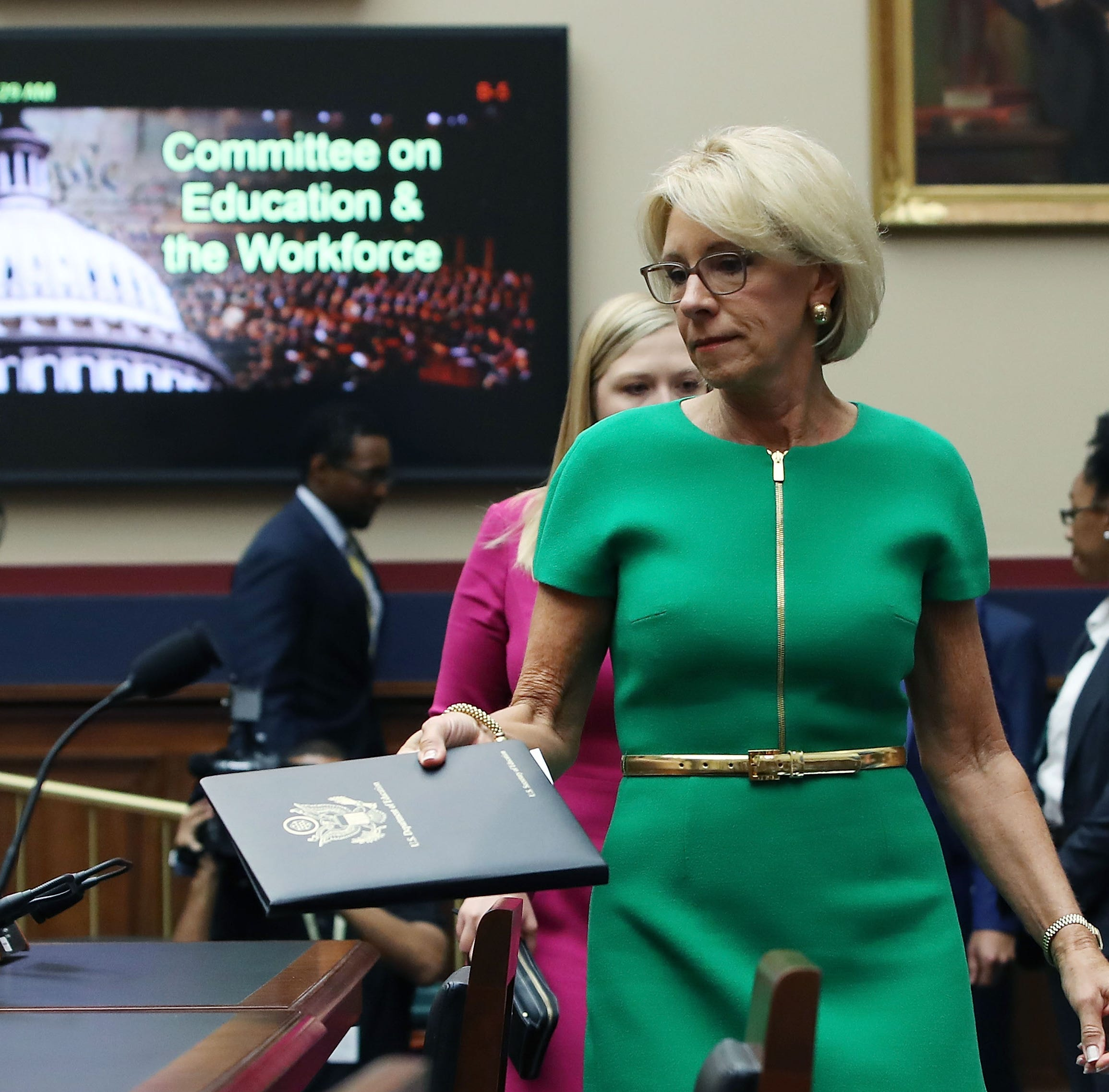 Betsy DeVos wants to fail students at for-profit colleges