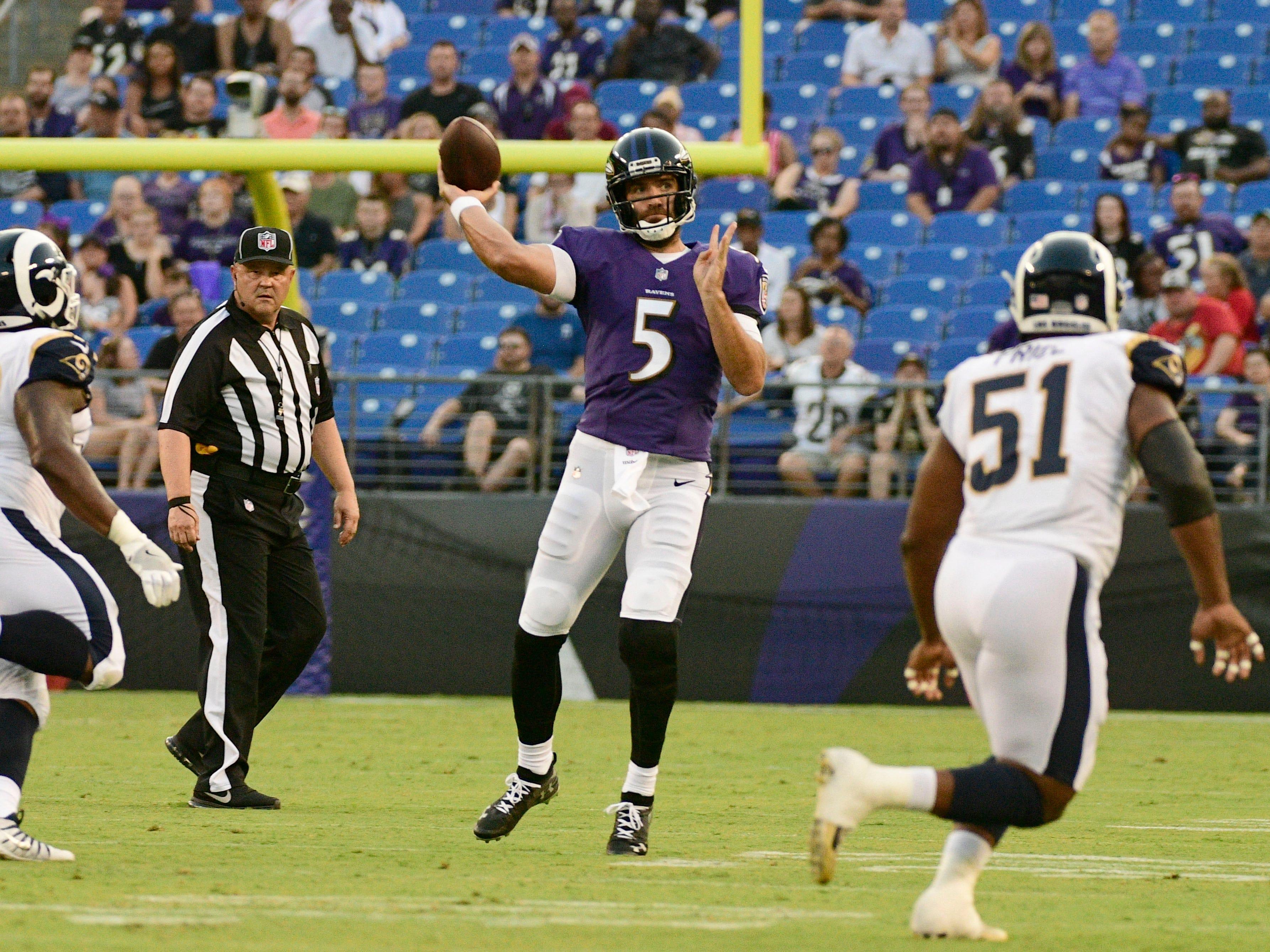 Baltimore Ravens: Joe Flacco