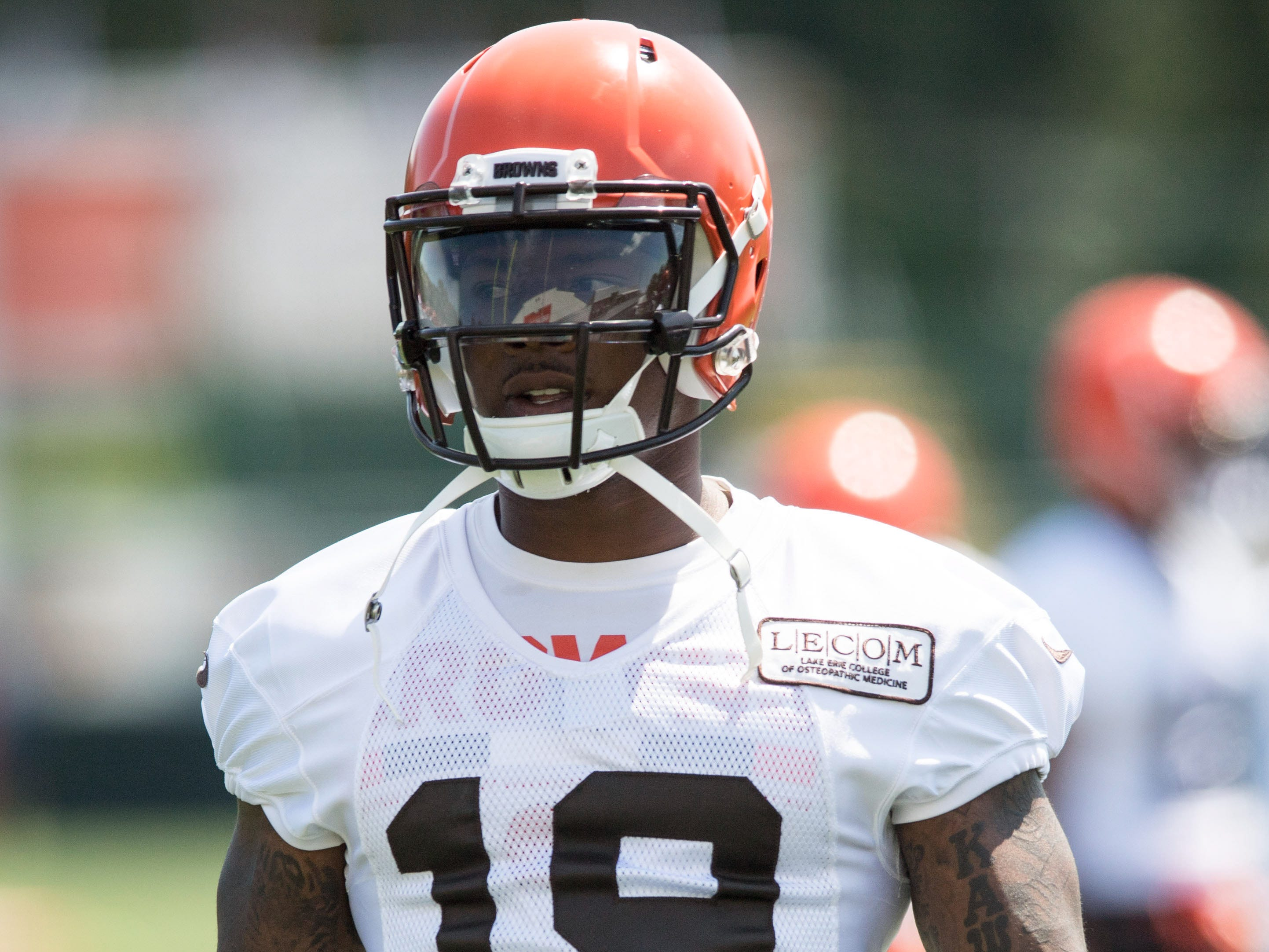Corey Coleman was traded to the Bills on Aug. 5.