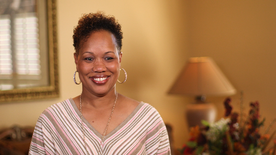 The idea that there are different types of breast cancer came as a surprise to Renita English, who found out that she had been diagnosed with a specific type known as HER2-positive breast cancer.