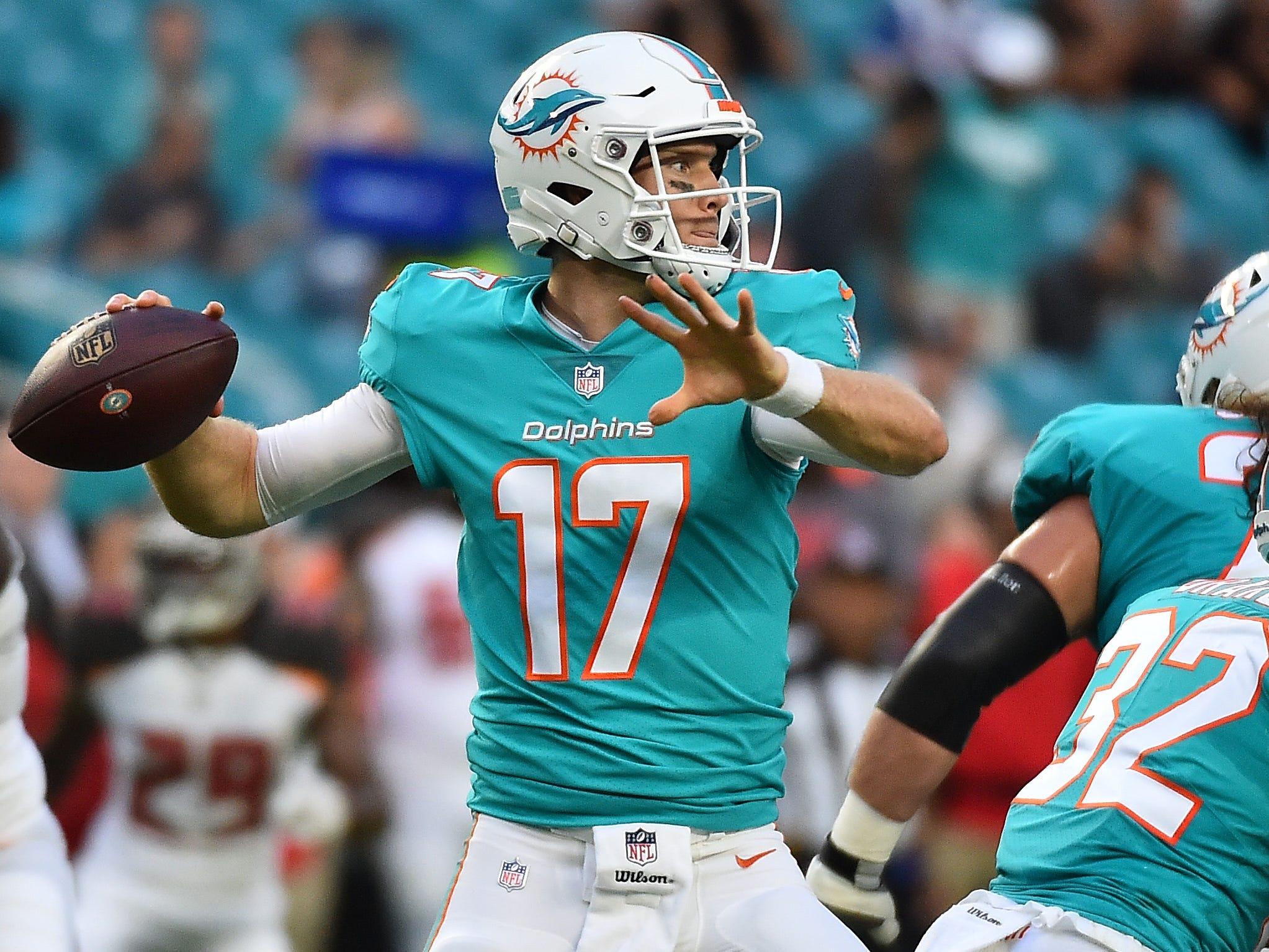 Miami Dolphins: Ryan Tannehill