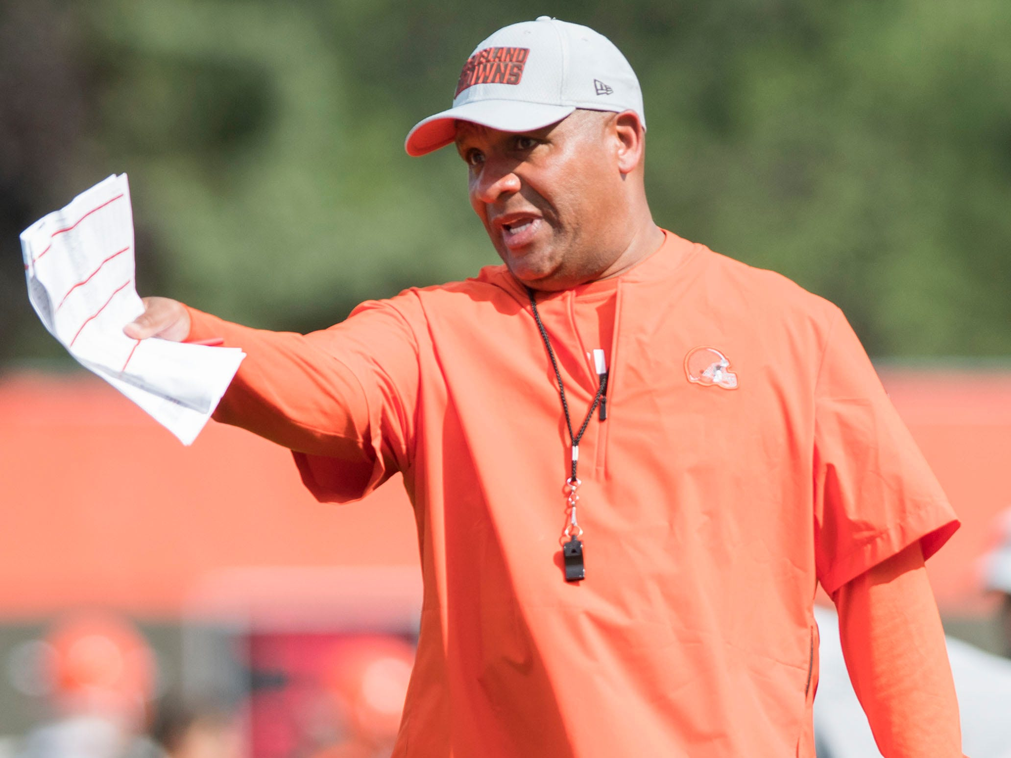 Cleveland Browns: Hue Jackson