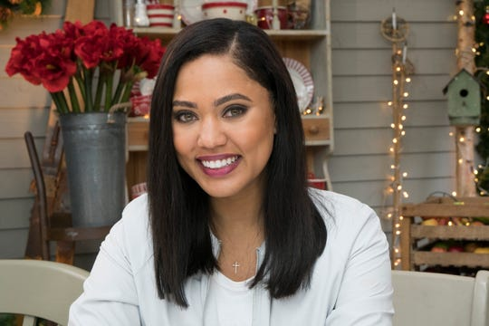 """""""Family Food Fight,"""" hosted by restaurateur and cookbook author Ayesha Curry, pits eight families competing for the title of America's No. 1 Food Family."""