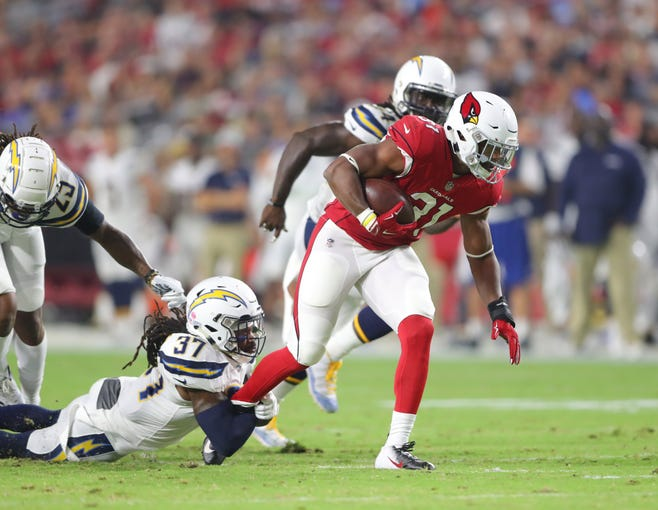 Arizona Cardinals: David Johnson