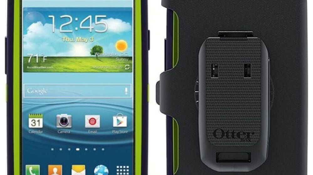 The founder of Otterbox, a line of protective cases for electronics, has learned a few things about preparing for disasters on the road.