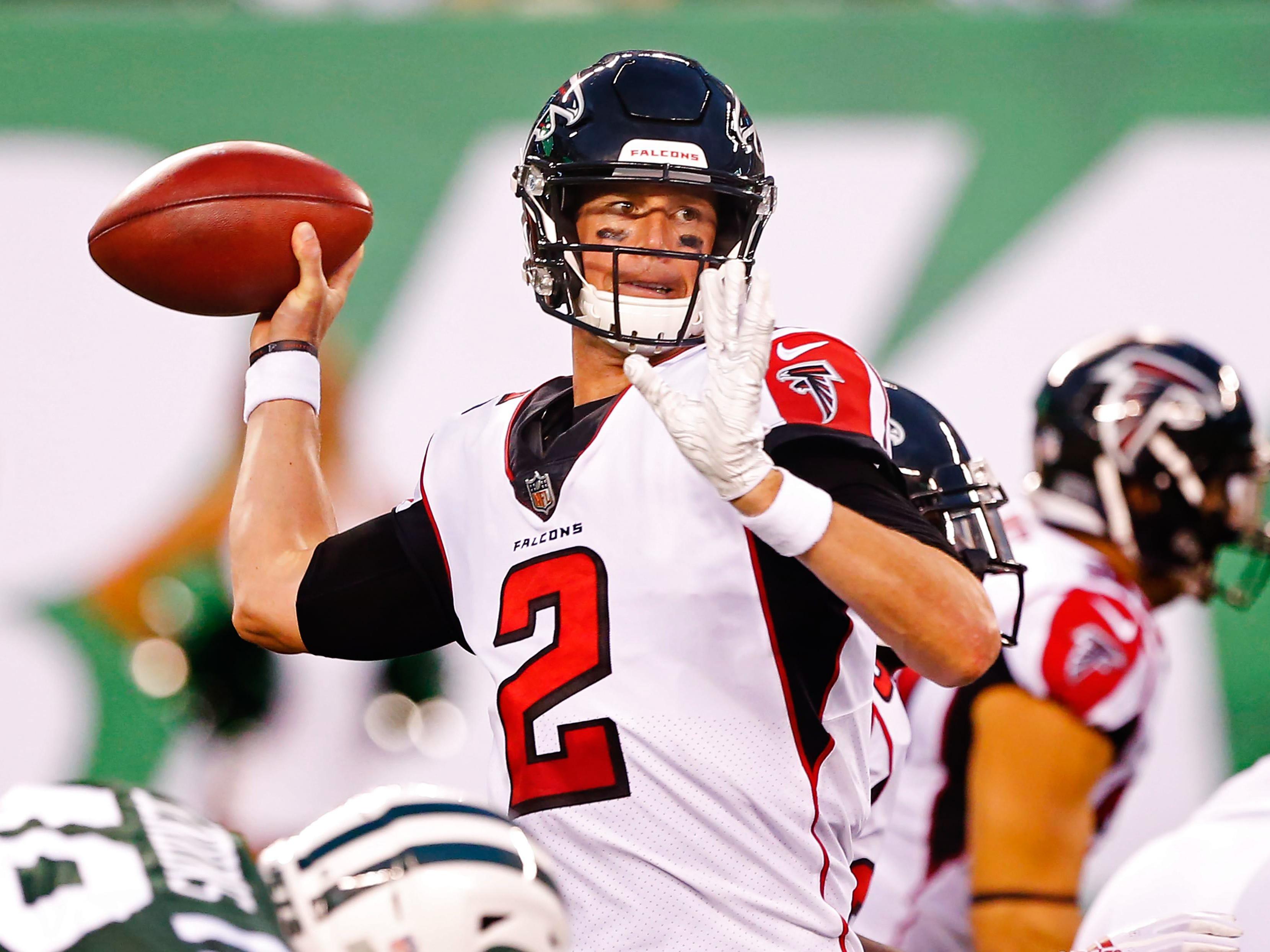 Atlanta Falcons: Matt Ryan