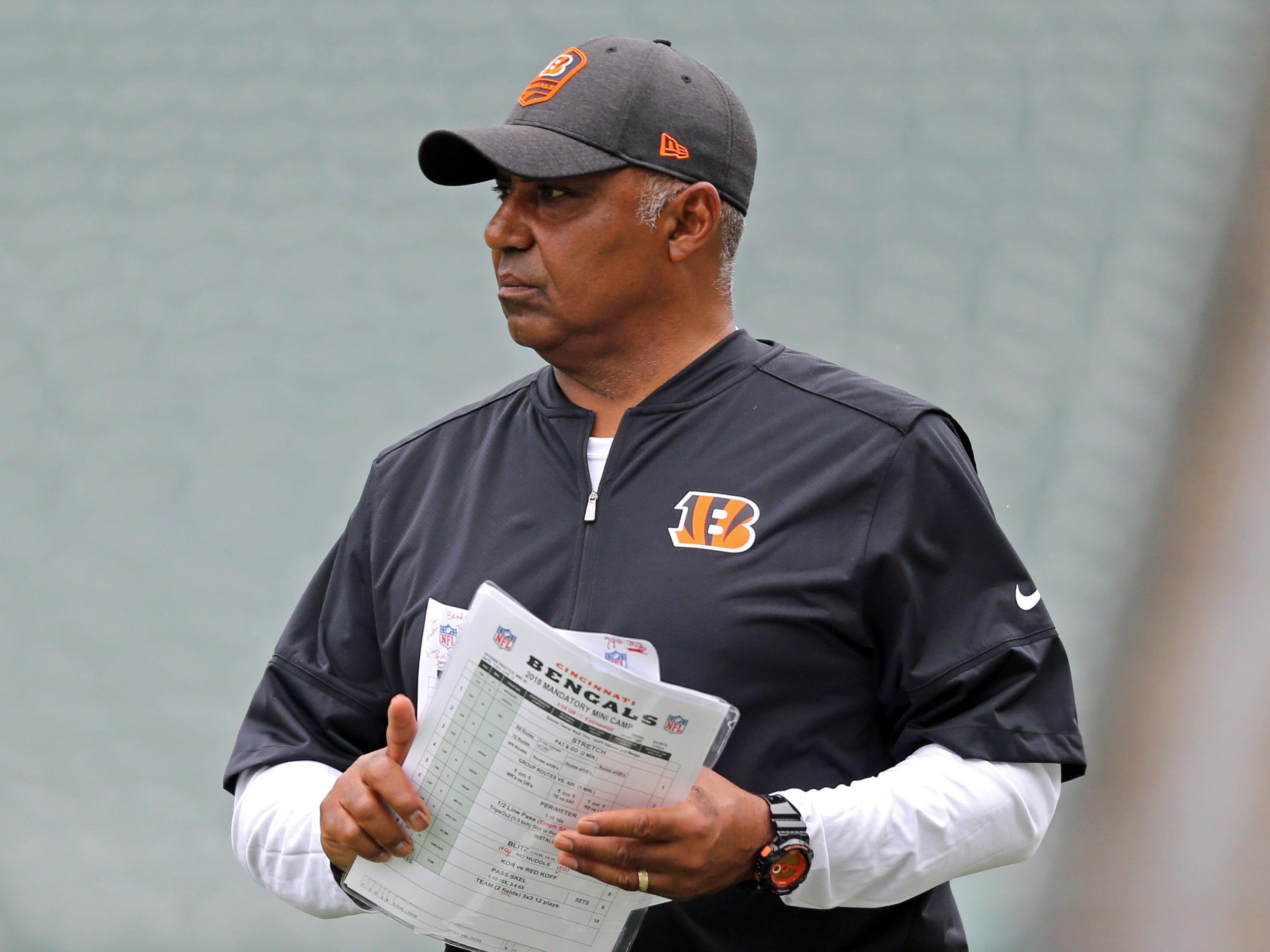 Cincinnati Bengals: Marvin Lewis