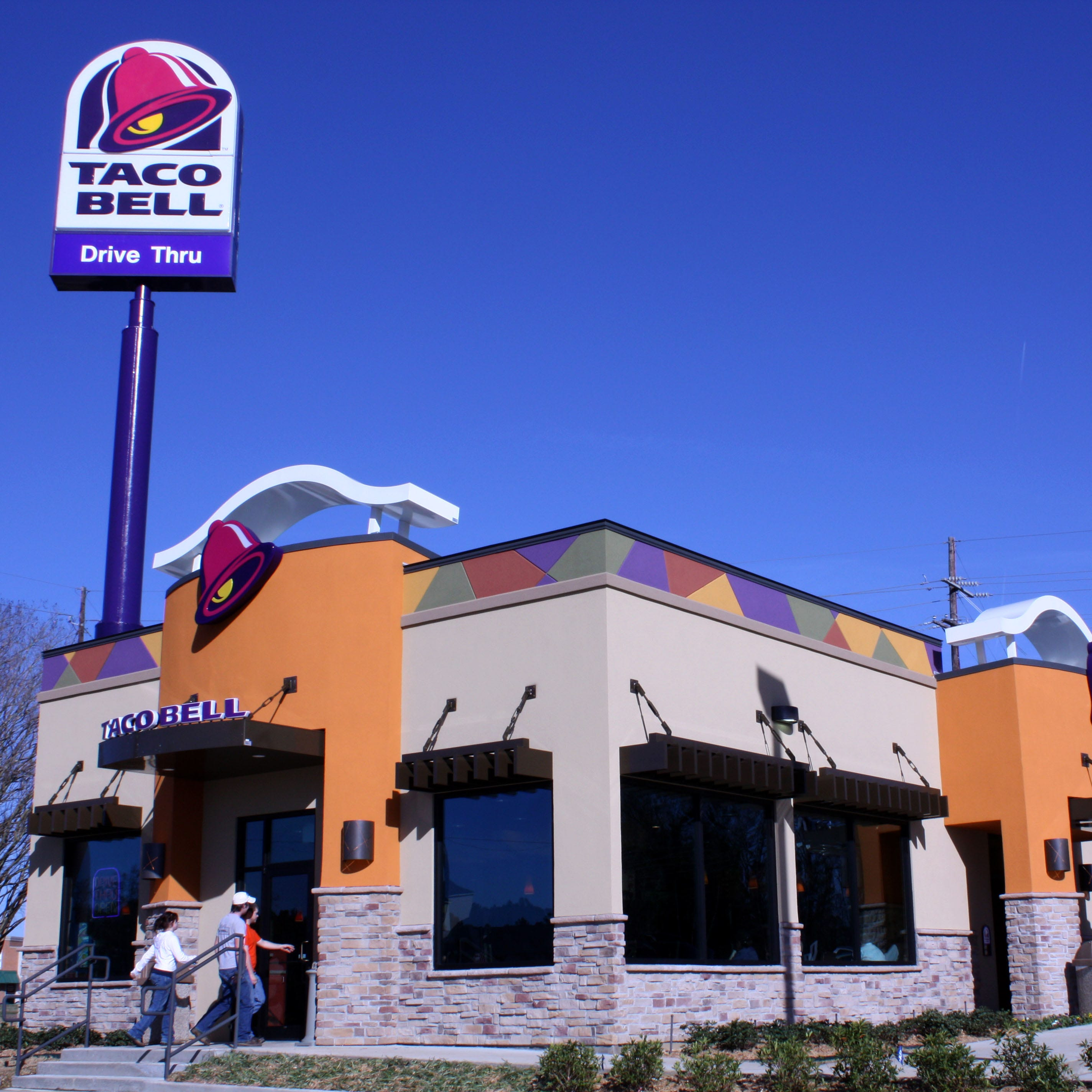 Work started on new Taco Bell in Pineville