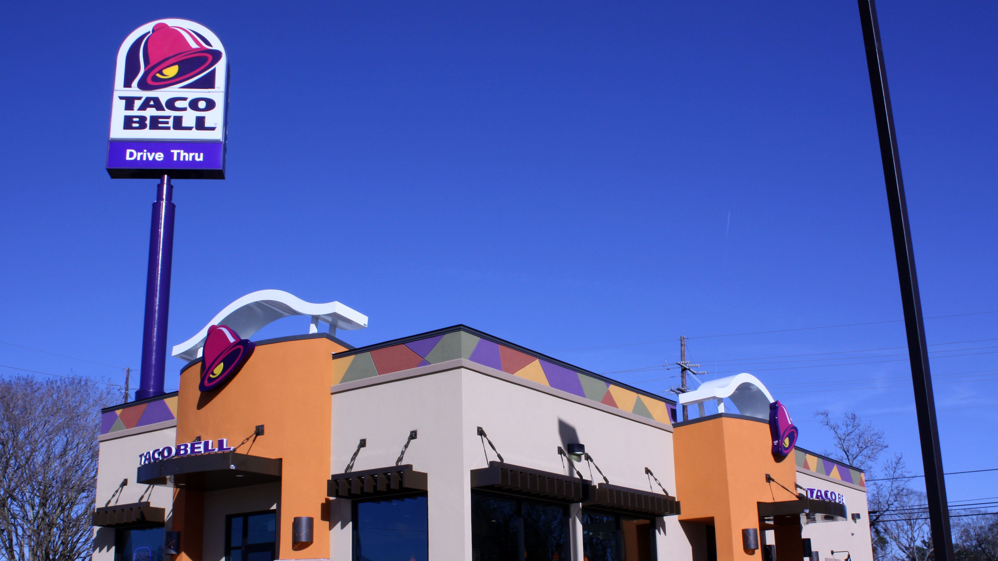 A new Taco Bell is under construction on Louisiana Highway 28 East in Pineville, joining  this current one on Monroe Highway.