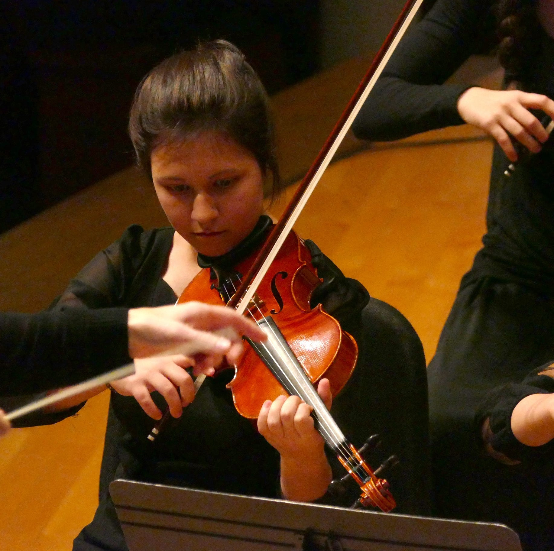 Voices of the Arts: Performing in youth orchestra is rewarding experience