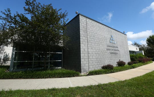 New Jersey, a state built on big pharma, is shifting gears and cheerleading for small pharma. We visited the Commercialization Center for Innovative Technologies in North Brunswick. August 14, 2017, North Brunswick, NJ.