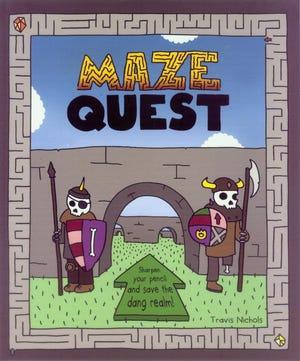 """Maze Quest"" by Travis Nichols"