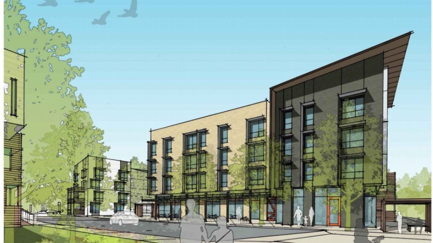 Asheville's Lee Walker Heights redevelopment project up for final review