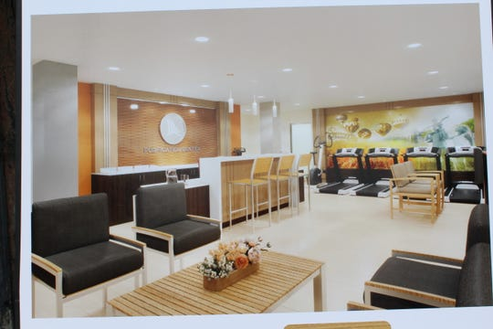 """The new Church of Scientology in Battle Creek, will feature a """"purification center."""""""