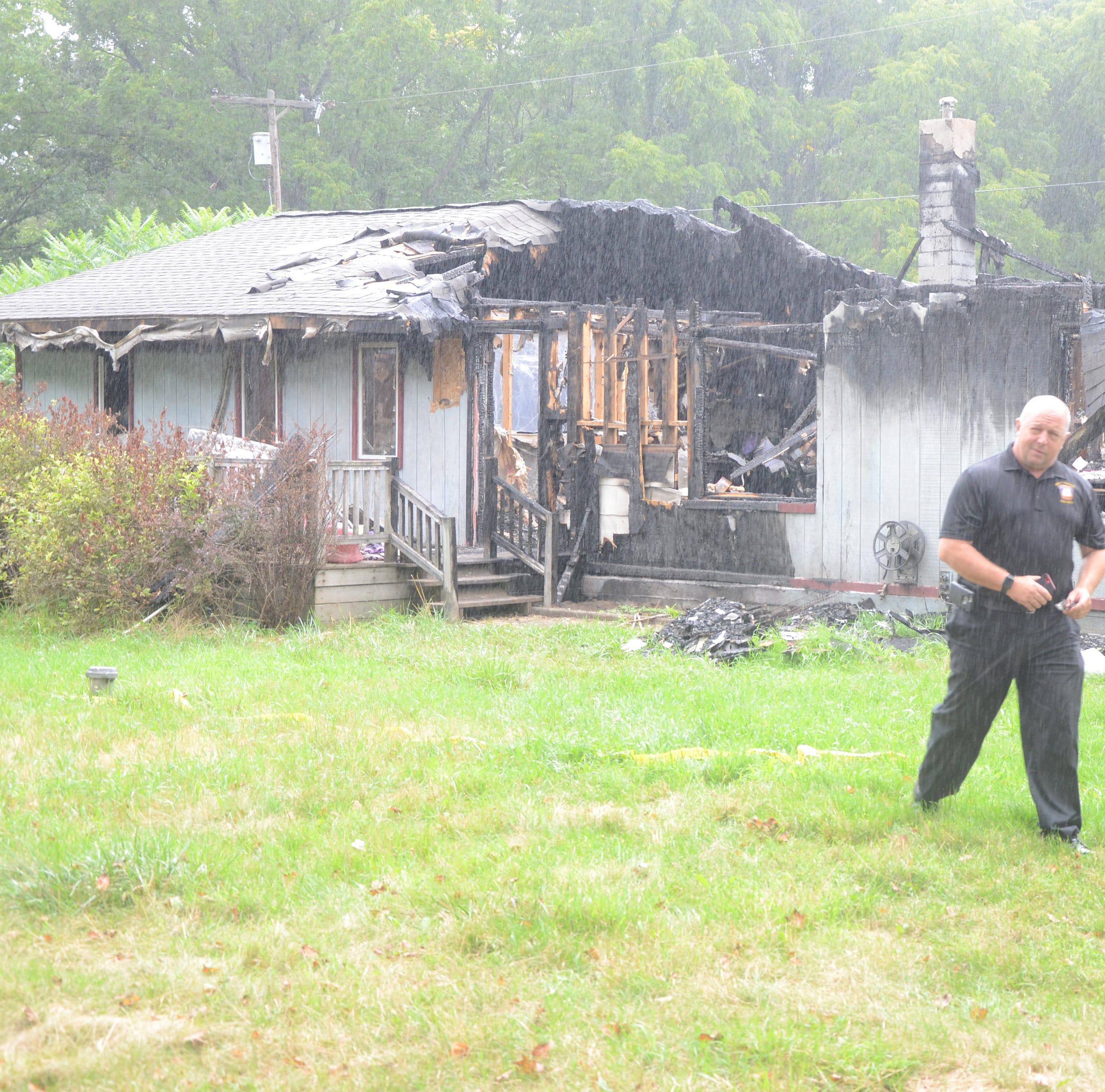 Police & Fire: Investigators seeking information on suspicious fire