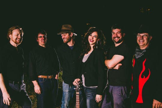 Rebecca and the Reckonings will make up half of a double bill designed to get people dancing on Thursday, Aug. 23 at the White Horse.