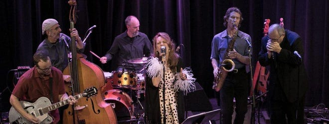 Virginia and the Slims will bring their jump blues and swing sounds to the White Horse as half of a double bill on Thursday, Aug. 23.